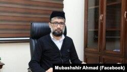 Диний идоранинг ишдан олинган мулозими Мубашшир Аҳмад.