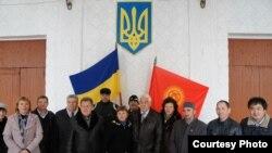 Кыргызстанцы в Украине.