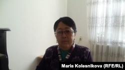 Медина Жумалиева