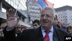 Серб радикалдық партиясының жетекшісі Воислав Шешель.