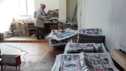 """Un ziar în fiecare seară: """"Expresul"""" din Ungheni"""