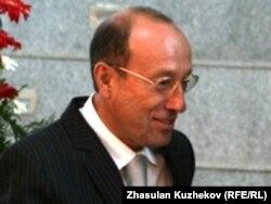 Акционер горнорудной корпорации ENRC Александр Машкевич в кулуарах заседания Совета иностранных инвесторов, Астана, 18 мая 2011 года.