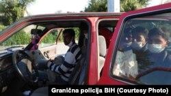 آرشیف٬ مهاجران بازداشت شده در بوسنیا