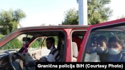 Granična policija BiH od početka godine je na nekoliko pograničnih dijelova do sada uspjela odvratiti više od 7.500 ilegalnog prelaska.