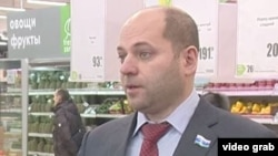 """You need to just think about your own health and start eating less,"" said Sverdlovsk region legislator Ilya Gaffner."