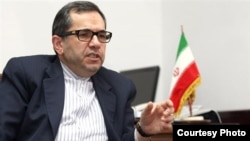 """The new executive order is also worthless from a judicial point of view,"" Iranian Deputy Foreign Minister Majid Takht-Ravanchi said on March 7."