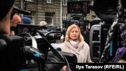 Ирина Геращенко, представитель Украины в гуманитарной подгруппе Трехсторонней контактной группы по урегулированию ситуации в Донбассе