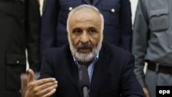Owganystanyň goranmak ministri Masoom Stanekzai, Kabul, 29-njy sentýabr, 2015