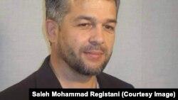 پخوانی مجاهد صالح محمد رېګستاني