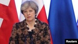 Британскиот премиер Тереза Меј