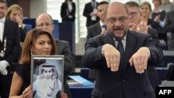La ceremonia de la Strasbourg
