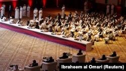 گفتوگوهای میان افغانان در قطر