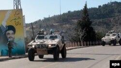 Міратворцы місіі ААН у Лібане (UNIFIL)