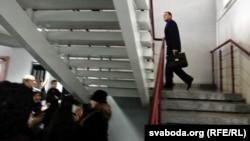 Пракурор Сайкоўскі сыходзіць з працэсу Бяляцкага