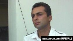 Yazidi rights activist Sashik Sultanian