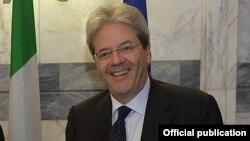 پائولو جنتیلونی، وزیر امور خارجه ایتالیا