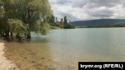 Білогірське водосховище, 26 травня 2017 року