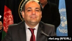 The successful nominees include Interior Minister Wais Ahmad Barmak (file photo).