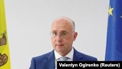 Fostul premier Pavel Filip la 9 iunie 2019