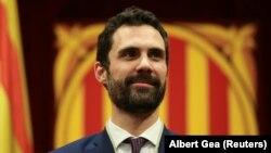 Կատալոնիայի խորհրդարանի նախագահ է ընտրվել ինքնավարության անկախության կողմնակից Ռոժե Տորենը