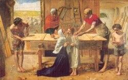 Прерафаэлиты и вопросы буржуазного искусства