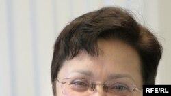 Маргарита Чернышева, ведущий научный сотрудник Института русского языка им. В.В.Виноградова