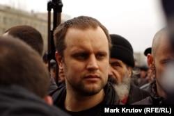 """Лидер """"Народного ополчения"""" Павел Губарев"""