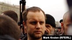 """Лидер """"Народного ополчения"""" в Донецке Павел Губарев"""