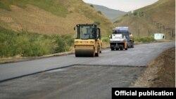 Ճանապարհաշինարարական աշխատանքներ Հայաստանում, արխիվ