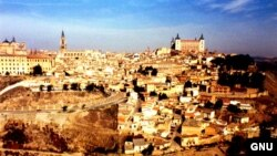 İspaniya/Toledo şəhəri -- dünyada açıq səma altında ən böyük muzey