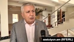 Депутат оппозиционной фракции «Процветающая Армения» Сергей Багратян, 30 августа 2019 г.