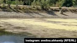 Краснокам'янське озеро, Велика Ялта, 16 вересня 2020