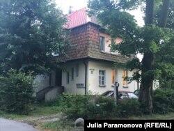 Улицы Светлогорска (бывший немецкий Раушен)