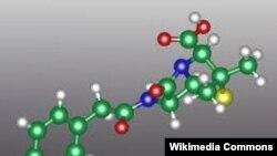 Dünyanın ilk antibiotiki - penicillin