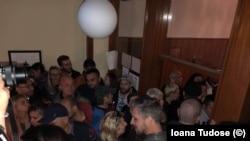 Românii încearcă să voteze la Oslo