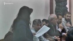Դատավորը մերժեց «Սասնա ծռեր» խմբի հիվանդ անդամին ազատ արձակելու միջնորդությունը