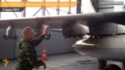 В аеропорту Дніпропетровська волонтери, бійці та авіатори вперше разом відзначали свої «професійні» свята