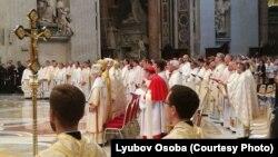 Vatikan - foto arkivi