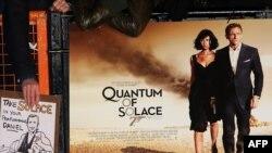 """""""Квант милосердия"""" на сегодняшний день остается последним фильмом о Джеймсе Бонде."""