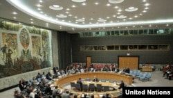 The positions of Security Council permanent members Russia and China are said to be very close.