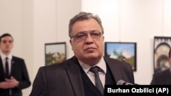 Russian Ambassador to Turkey Andrei Karlov was shot dead at an exhibition opening last month.