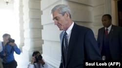 Спецпрокурор Роберт Мюллер, расследующий дело о вероятном вмешательстве России в президентские выборы в США.