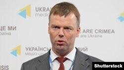 Перший заступник голови Спеціальної моніторингової місії ОБСЄ в Україні Александр Гуґ