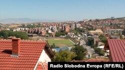 Архивска фотографија - Панорамска снимка од Штип