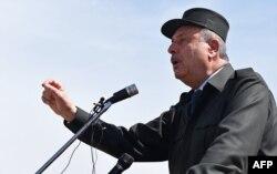 Afghan Interior Minister Nur ul-Haq Ulumi