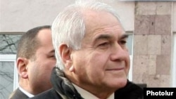 Armenian-American businessman Serop Der-Boghossian