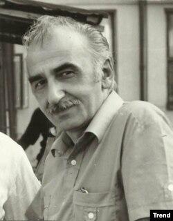 Rejissor Rasim Ocaqov.
