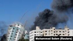 غزه کې نننۍ برید