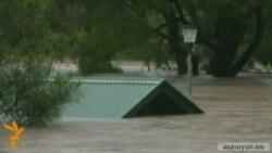 Ջրհեղեղը շարունակում է մոլեգնել Ավստրալիայում