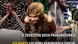 Бош прокуратура Г.Каримовага нисбатан жиноят ишлари тафсилотини ошкор қилди
